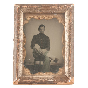 Civil War Archive of John M. and Jason D. Phillips, 34th OVI