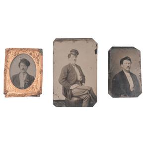 Civil War Archive of John M. and Jason D. Phillips, 34th OVI