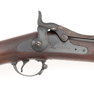 Springfield Model 1884 Rifle