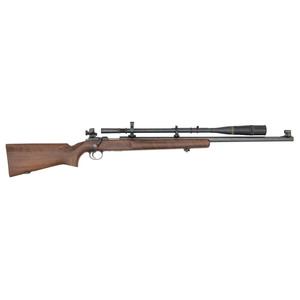 ** Remington Rangemaster M37 Target Rifle With Lyman Super Targetspot Scope
