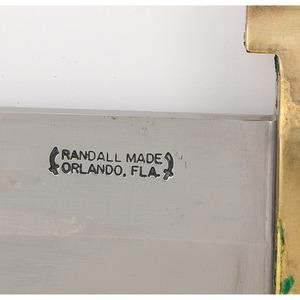 Randall Texas Toothpick 13
