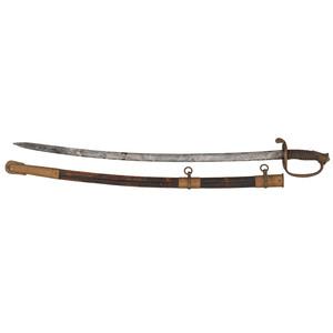 US Model 1850 Staff Officer's Sword