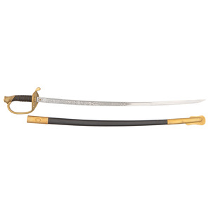 Pattern 1875 Marine Officers Sword