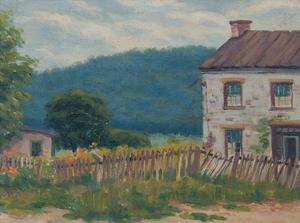 Farmhouse Scenes, Early 20th Century