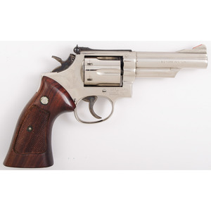 * Smith & Wesson Model 19-4