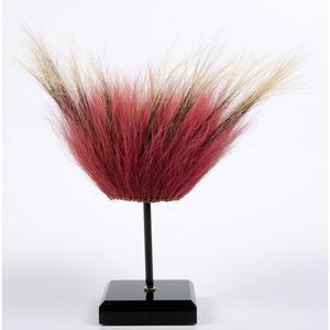 Plains Porcupine Hair Roach, From an Important Denver, Colorado Collector