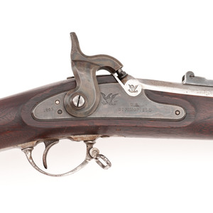 US Model 1863 Rifle Musket by Springfield