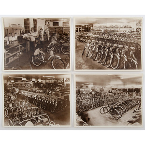 Lot of Early Transportation Photographs