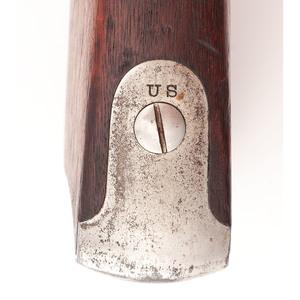 US Model 1865 1st Allin Springfield Trapdoor Rifle
