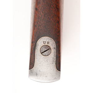 US Model 1865 1st Allin Springfield Two Band Rifle