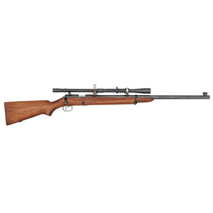 ** Winchester Model 52 Target Rifle with J.W. Fecker Scope