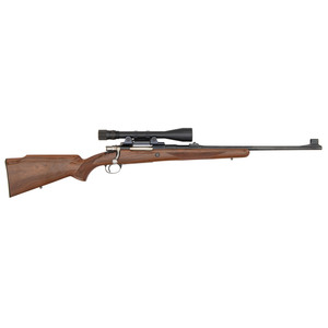 ** Belgian Browning FN High-Power Safari Grade Bolt Action Rifle