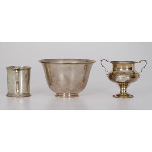 American Hollow Ware Including Caldwell, Krider & Erickson
