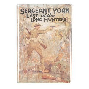 Sergeant York Archive, Incl. Photos, Autographs and More