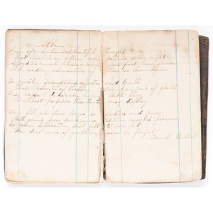 Enoch W. Abel, 32nd Ohio Volunteer Infantry, Civil War Diary