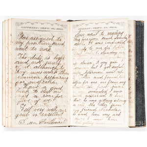 Green Southard, 121st Ohio Infantry, Civil War Diary
