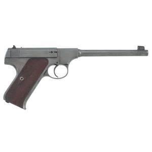 ** Early Colt Pre-Woodsman Target Pistol