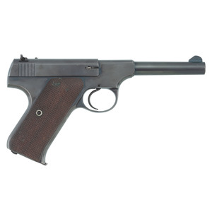 ** Colt Woodsman Sport with Factory Letter
