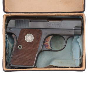 ** Colt 1908 Automatic Pistol with Box
