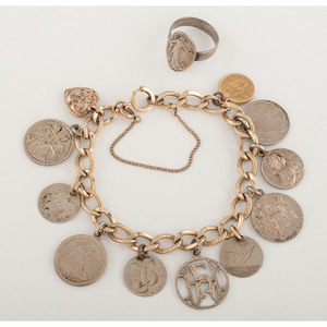 Love Token Charm Bracelet PLUS