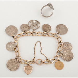 Love Token Charm Bracelet PLUS