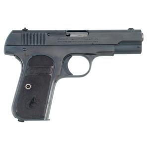 ** Colt Model M (M1903 .32) Hammerless Pocket Automatic