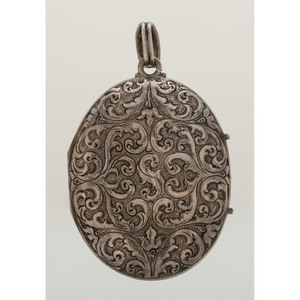 Austro Hungarian Silver Locket
