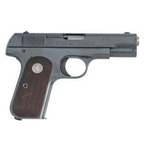 ** Colt Model M (M1908 .380) Hammerless Pocket Automatic 3rd Type