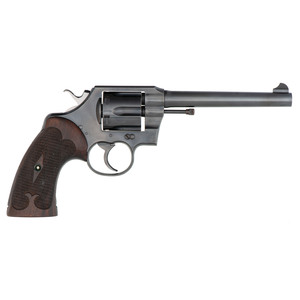 ** Colt Official Police Revolver