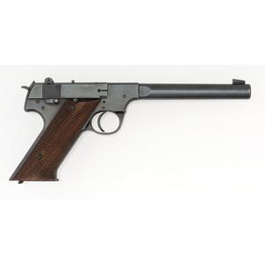 Hi-Standard H.D. Military Pistol