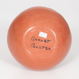 Garnet Pavatea (Hopi, 1915-1981) Pottery Vase
