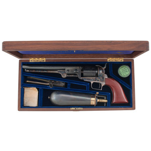 Ulysses S. Grant 1851 Navy Commemorative Percussion Revolver