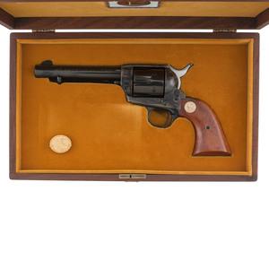** NRA Centennial Colt Single Action Army