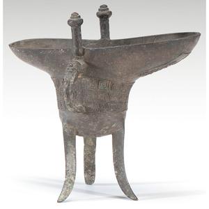 Bronze Wine Vessel