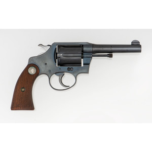 ** Colt Police Postive Revolver