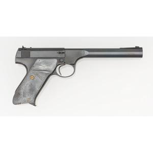 Customized Colt Woodsman Pistol