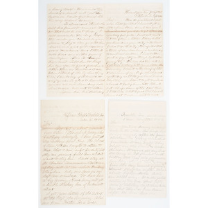 William C. Holliday, Chaplain of the 90th Ohio Volunteer Infantry, Civil War Letter Archive