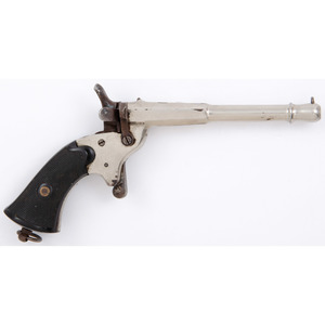 Single-Shot Parlor Pistol