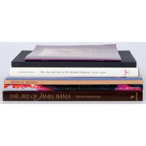 [Art] Books on Western Artists