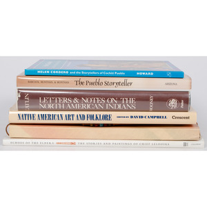 [Ethnology and Material Culture] Books on Native Tales and Storytellers