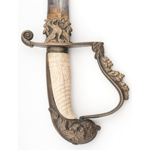 Early Officer's Sword