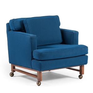 Edward Wormley for Dunbar, Lounge Chair