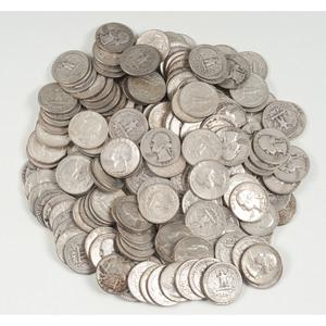 United States Quarters, Pre-1965