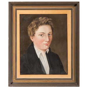 American School, Portrait of a Boy