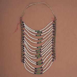 Northern Plains Beaded Loop Breastplate