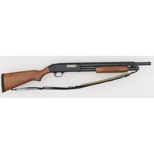 * Mossberg 500A Shotgun