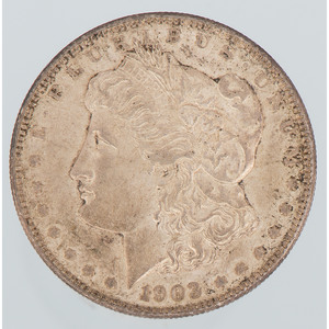 One United States Morgan Silver Dollar 1903-O