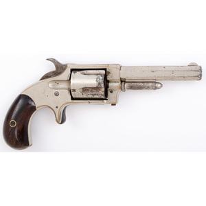 Whitney Spur Trigger Revolver