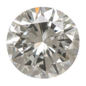 GIA Certified 1.53 Carat Round Brilliant Cut Diamond