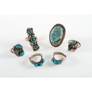 Southwestern Sterling Silver Rings